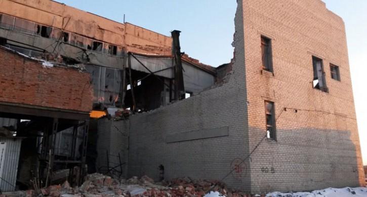 Людей ищут под обрушившимися плитами здания вКопейске