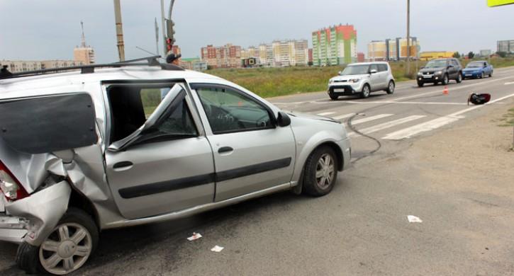 Четверо детей пострадали вДТП натрассе вЧелябинской области