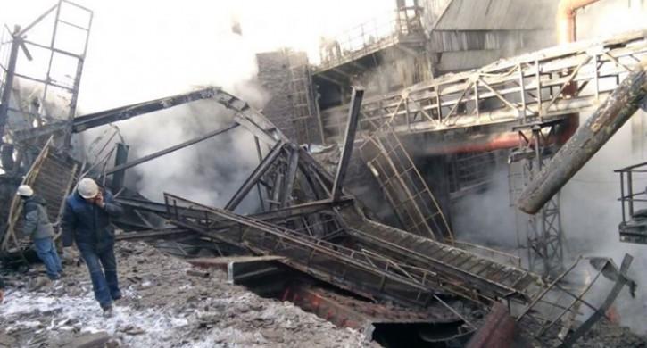 В результате обрушения на ММК погиб рабочий — URA.RU