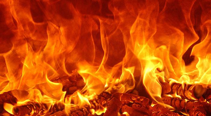 Магнитогорец погиб на пожаре в пятиэтажке