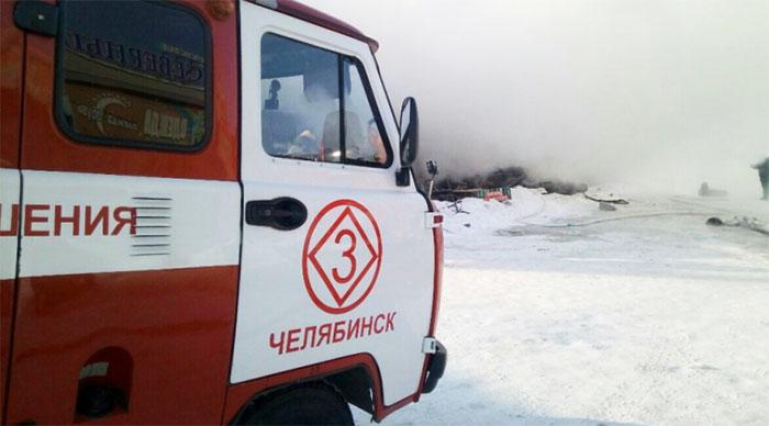 Два человека пострадали при взрыве баллона в Челябинске