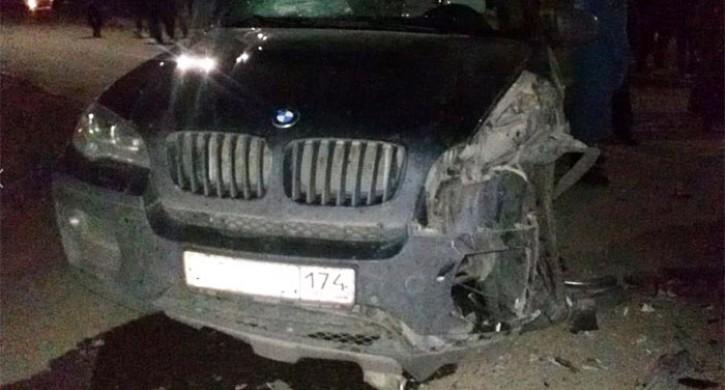 Водитель BMW устроил смертельное ДТП в Троицке