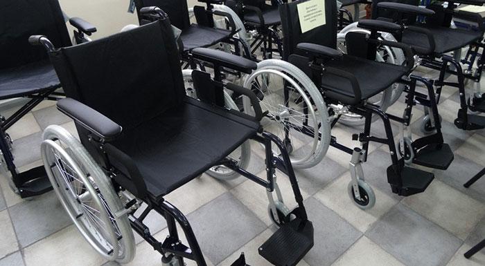 обеспечение инвалидов средствами реабилитации