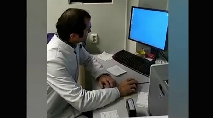 В Миассе из больницы уволили пьяного врача-рентгенолога