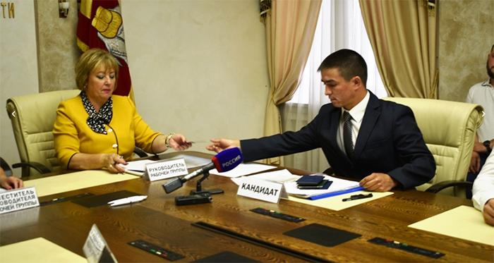 Спортсмен подал документы на выборы губернатора Челябинской области