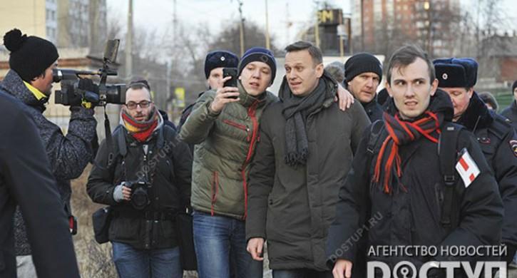 Акция вподдержку забастовки избирателей пройдёт вНижнем Новгороде