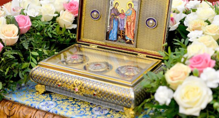 Пояс Богородицы пробудет в Челябинске 5 дней