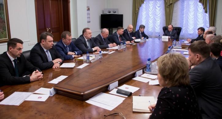 Для Челябинской области примут отдельный федеральный закон