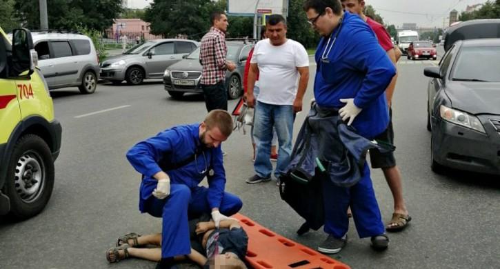 В Челябинске на переходе, где сбили 8-летнего мальчика, установят светофор