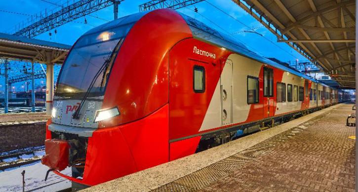 В ЮУЖД назвали дату пуска поезда «Ласточка» Челябинск-Магнитогорск