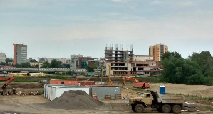 ВЧелябинске под строительство развязки сносят дома