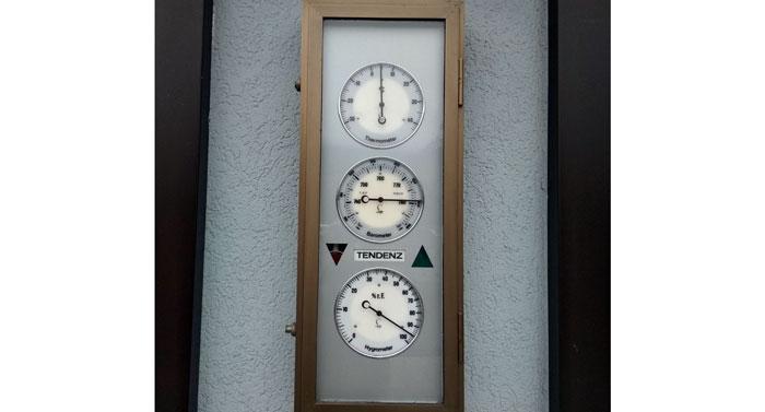 В Челябинке с 14 ноября держится повышенное атмосферное давление