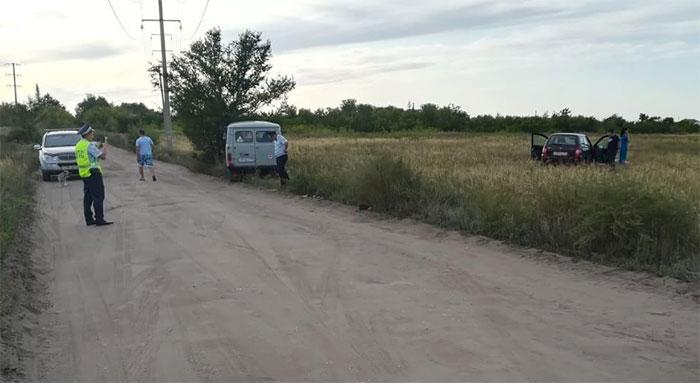 В Троицке арестовали пьяного бесправника, который насмерть сбил 2 человек