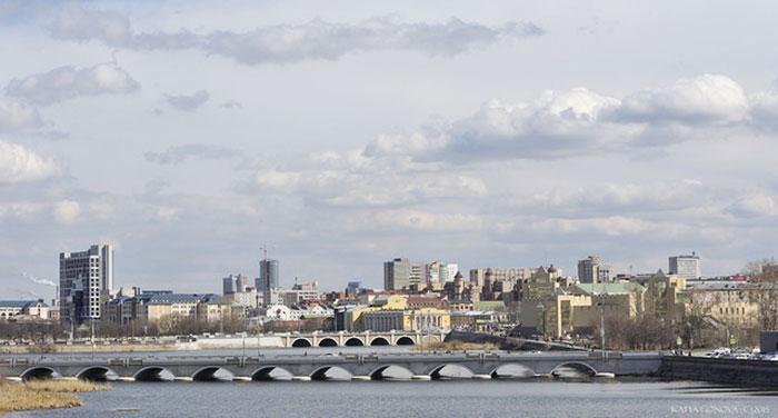 Ограничение движения на день города в Челябинске