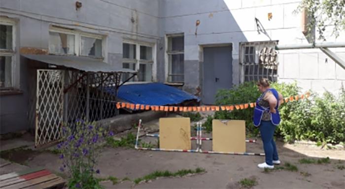 Обрушение части крыши не повлияет на работу детсада в Златоусте