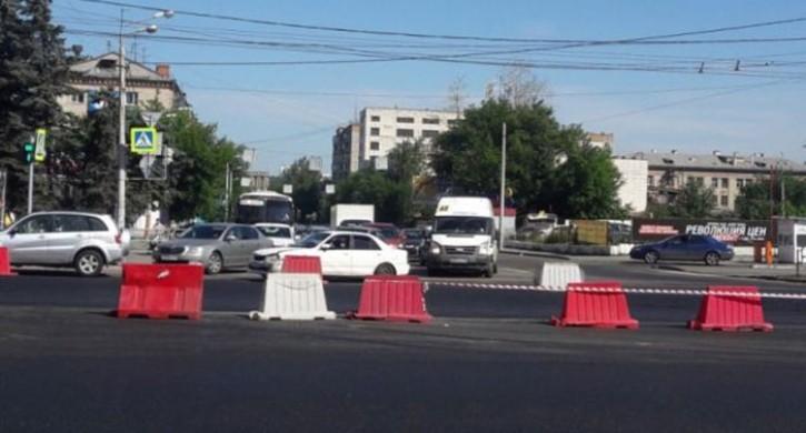 В Челябинске до 25 сентября завершатся все дорожные работы