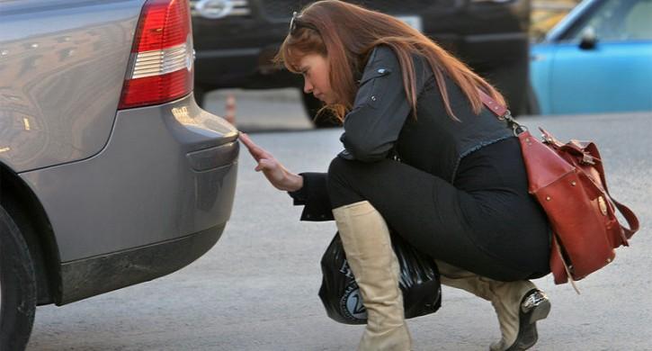 что делать если Ваш автомобиль повредили