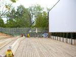 Киноплощадки на открытом воздухе солнечный берег