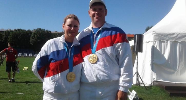 Челябинец взял золото на Европейских олимпийских играх