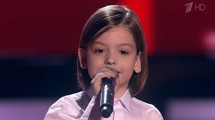 Шестилетний челябинец прошел в шоу «Голос Дети»