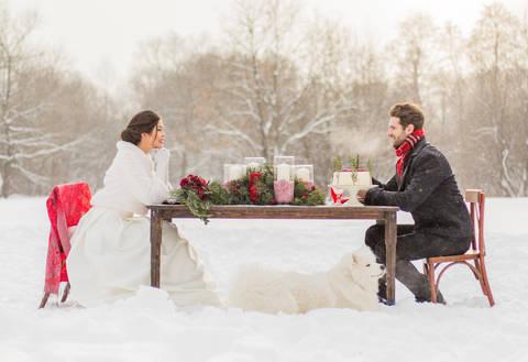 Практически 300 столичных пар заключат брак вДень всех влюбленных