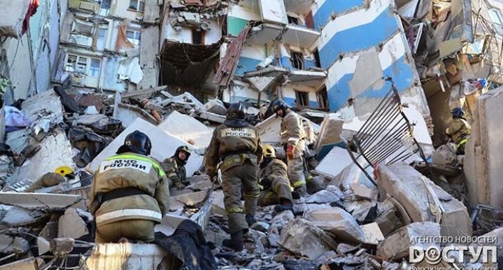 Пострадавшие при взрыве дома в Магнитогорске получили по 856 тыс. рублей
