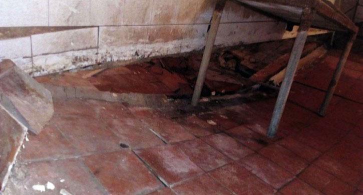 Неменее сорока семей изразрушающегося челябинского общежития получили временное жилье