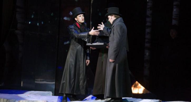 Челябинский Онегин едет встолицу