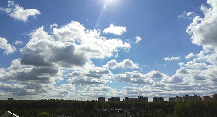 В воскресенье воздух в Челябинске прогреется до +11