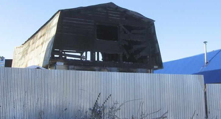 После погибели семьи напожаре вЮрюзани завели уголовное дело