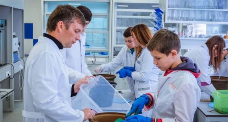 В Челябинской области 5 школ станут опорными для РАН