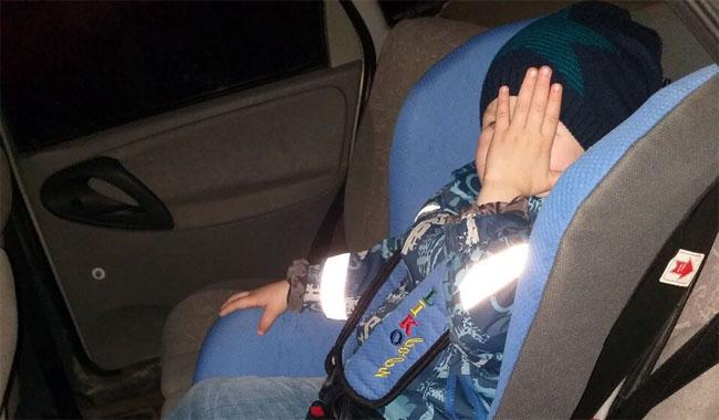 Накануне Дня знаний ГИБДД напомнила южноуральцам правила перевозки детей