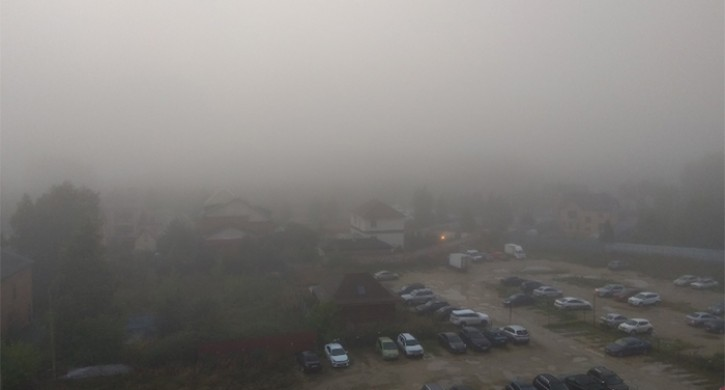 Синоптики рассказали, когда в Челябинске рассеется смог