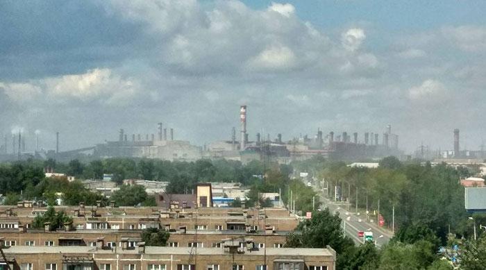 ВНИМАНИЕ. Режим «черного» неба будет действовать в 4 городах Челябинской области