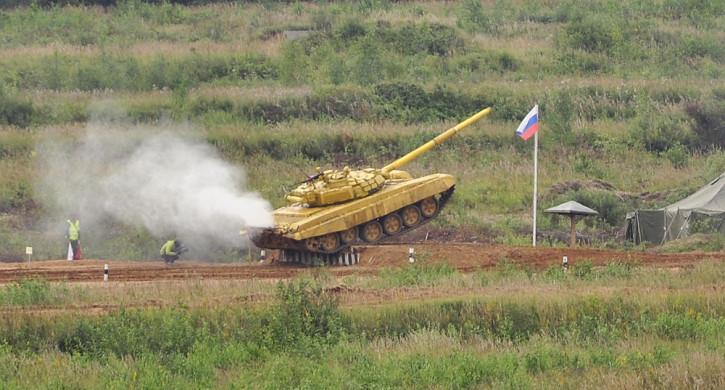 Более 500 военных со всей России прибыли на Южный Урал