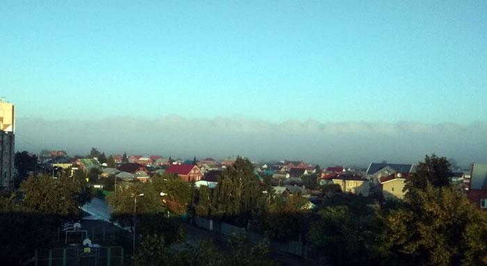 ВНИМАНИЕ. Туман в Челябинске сменится смогом