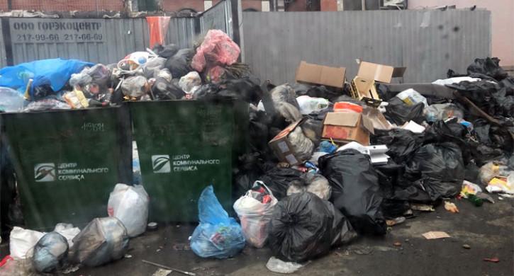 Южному Уралу снова грозит мусорный коллапс