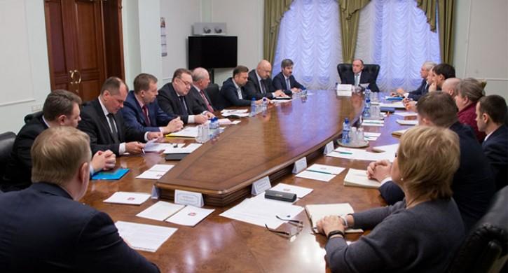 Дубровский поручил выплатить основную часть средств напосевную досередины марта