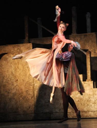 ромео и джульетта сцена из i акта парис - станислав бухараев