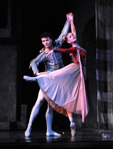 Красивая ромео и джульетта!