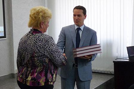 Челябэнергосбыт презентовал Книгу Памяти участников Великой