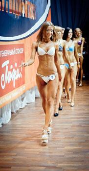 Красивые девушки на соревнованиях
