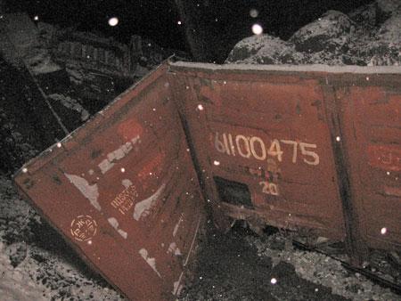 На место аварии незамедлительно выехали исполняющий...  Движение пассажирских поездов со стороны Челябинска и Уфы...