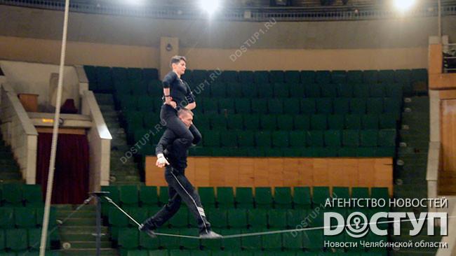 состоянию Челябинский цирк