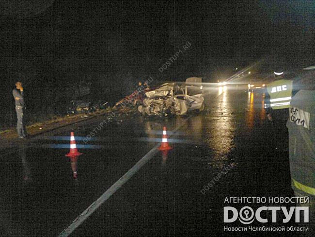 авария в кыштыме на мерседесе 23 августа