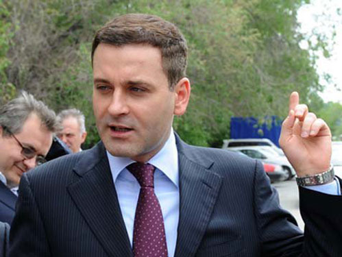 Дело сенатора Константина Цыбко направлено всуд
