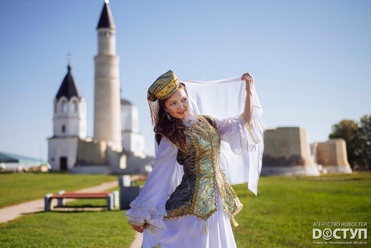 симпатичные татарочка