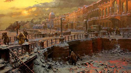 В Липецке пройдет исторический квест «Блокада Ленинграда»