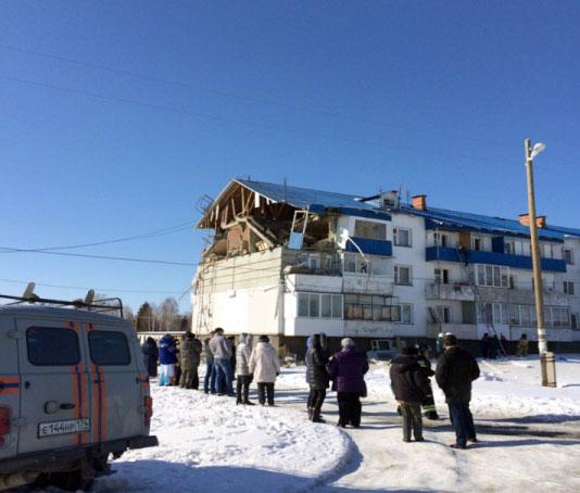 ВЧелябинской области пострадавший отвзрыва газа дом будет восстановлен