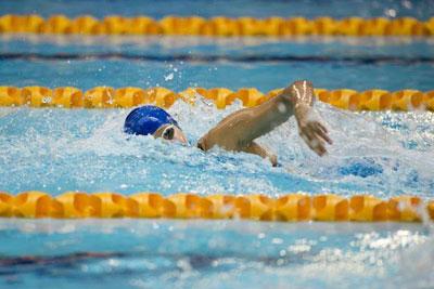Южноуральские пловцы завоевали 9 наград наЧЕ